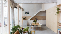 Casa ShedBOX / Atelier Janda Vanderghote