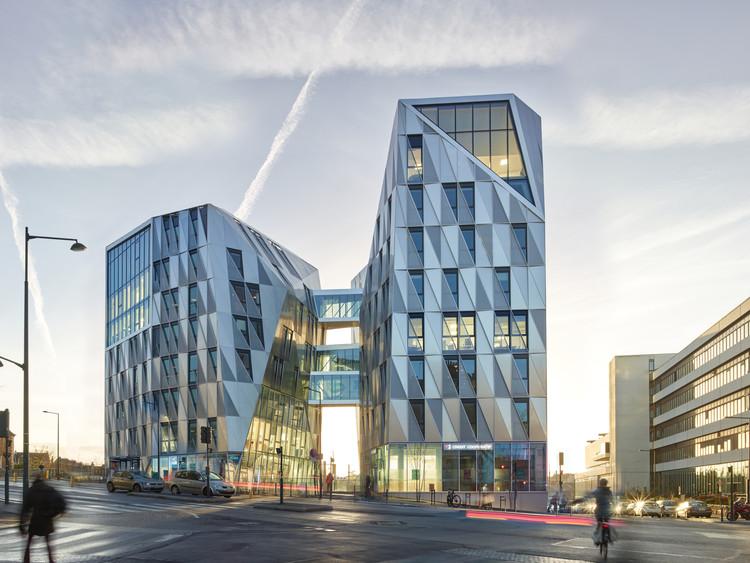 Urban Quartz Office Building / Hamonic + Masson & Associés + a/LTA, © Stéphane Chalmeau
