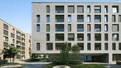 Weltpostpark Housing / SSA Architekten