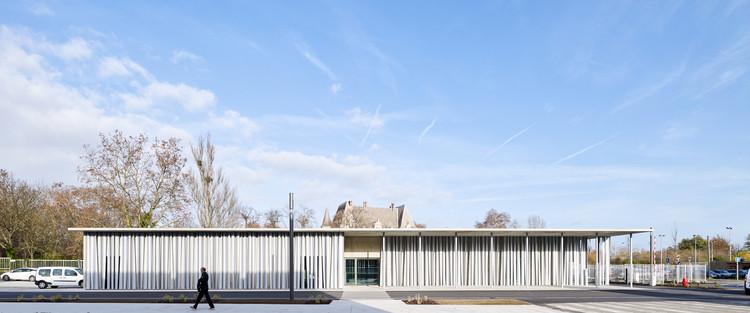 Building 81 Campus ISAE-SUPAERO  / LCR Architectes, © Kévin Dolmaire