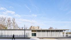 Building 81 Campus ISAE-SUPAERO  / LCR Architectes