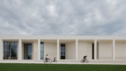 ZOYA Museum  / Architectural buro A2M