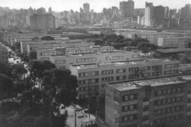 Habitação como centralidade urbana: o Conjunto Residencial da Várzea do Carmo, Cortesia de PC3 - Pensamento Crítico e Cidade Contemporânea