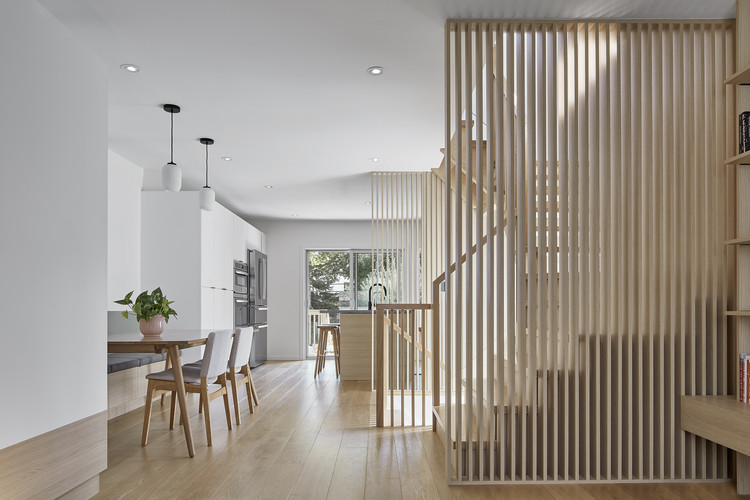 Torrens House / Atelier Sun, © Nanne Springer
