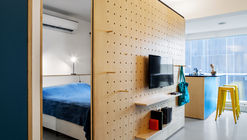 Apartamento Consolação / Canoa Arquitetura