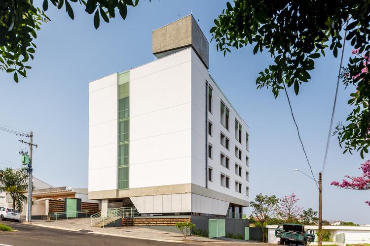 Edifício CARMELO560 / OYTO Arquitetura, Planejamento e Construção, © Rafael Schimidt
