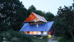 Tenda Superpausée / Vous Architecture & Design