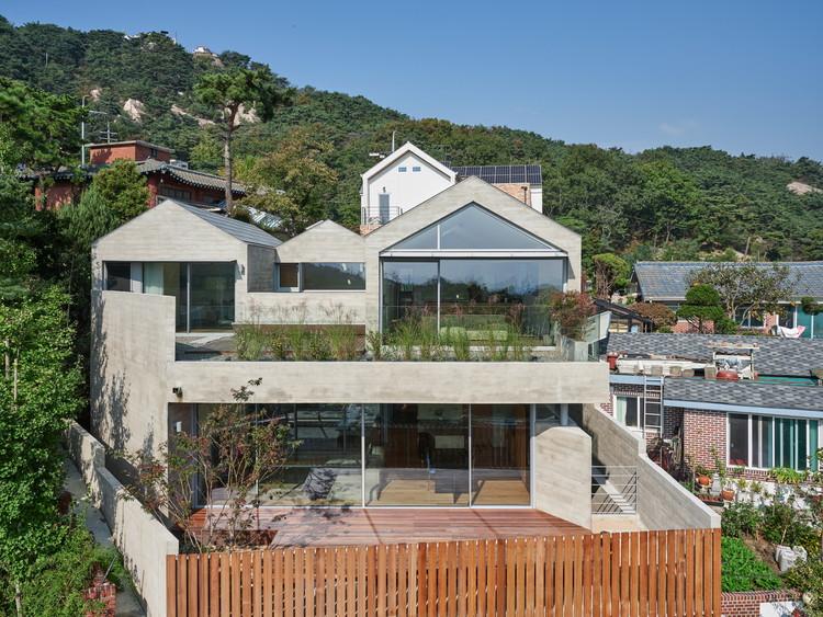 Doo Jip House / Archihood WxY, © Kyung Roh