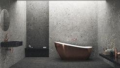Revestimientos de gran formato: Espacios continuos, limpios y minimalistas