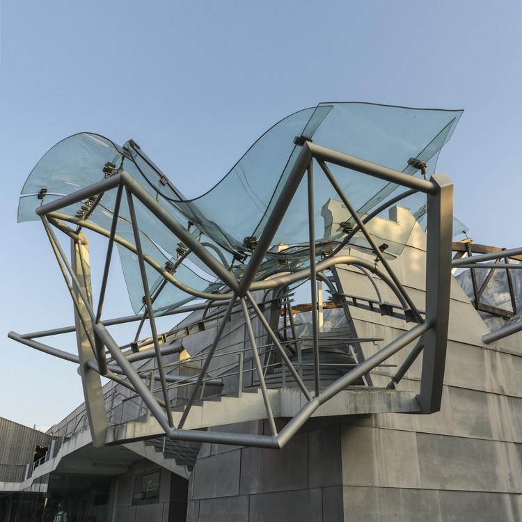 Umbrella / Eric Owen Moss Architects. Image © EOMA