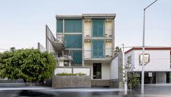 Unión Suites / FORMAtaller + Departamento de Arquitectura