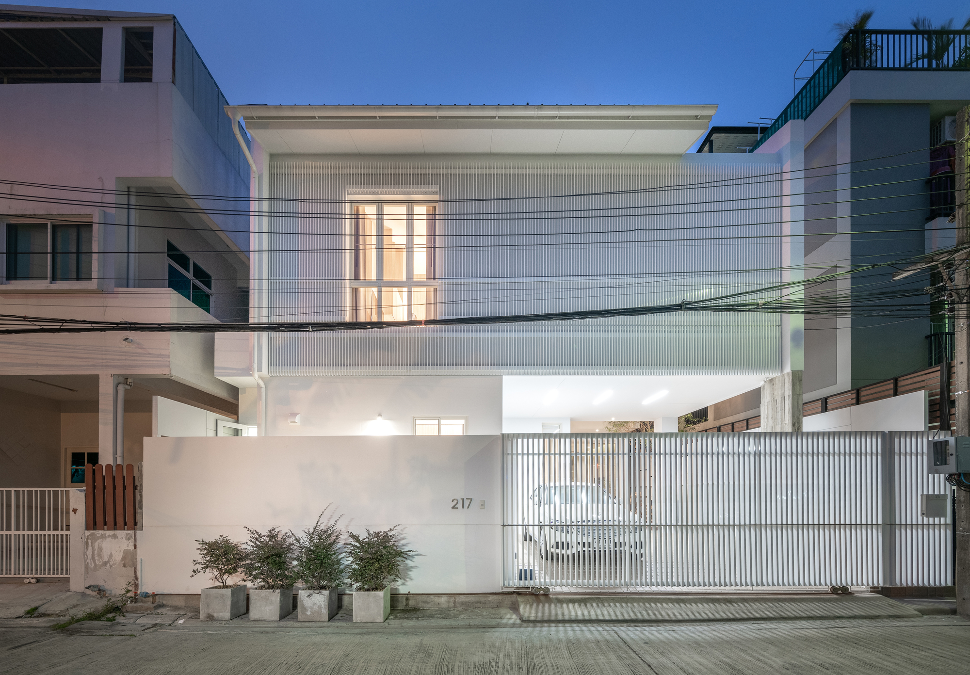 Baan PA*Ma* Residence / AplusCon Architects