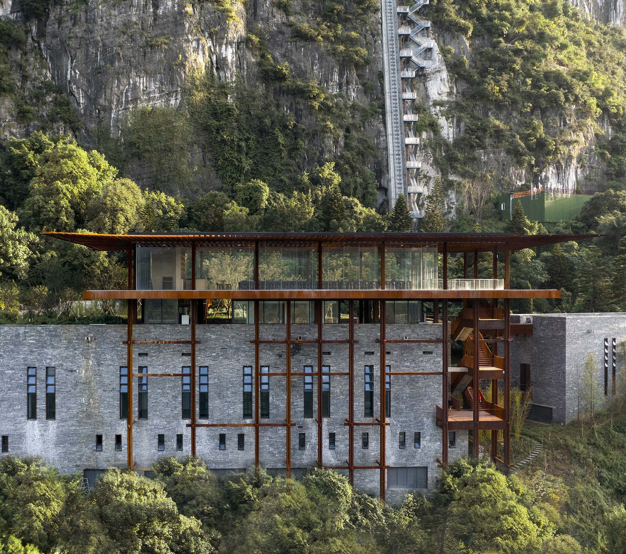 Culture The Renovation of Tianbao Cave District of Erlang Town / Jiakun Architects