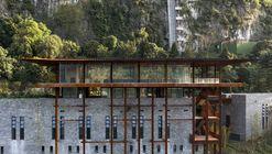 Renovação no Distrito da Caverna de Tianbao / Jiakun Architects