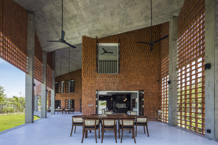 Chalet Tropical / G8A Architecture & Urban Planning, © Hiroyuki Oki