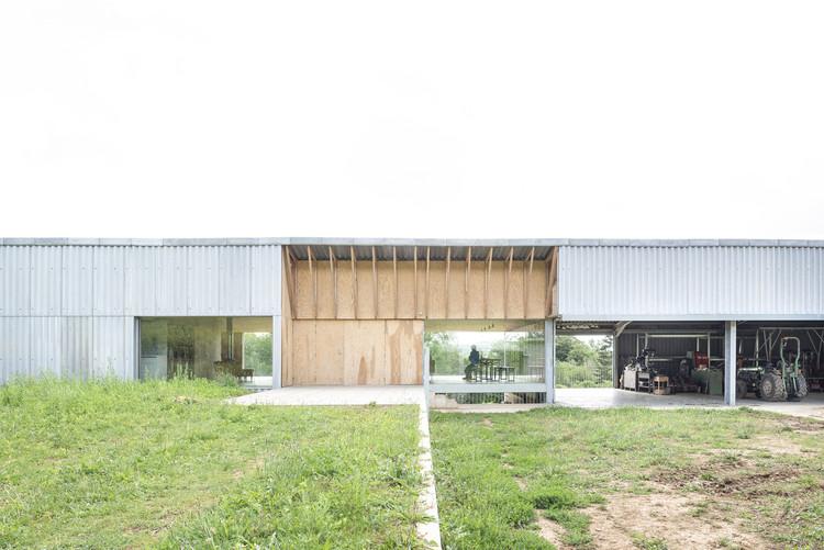 Hangar / GENS, © Ludmilla CERVENY