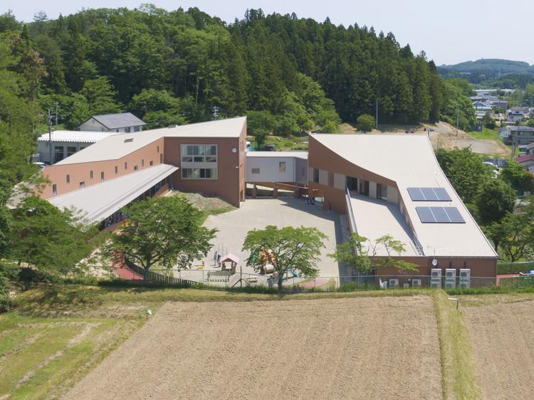 Izuminomori Kindergarten / Hiroto Suzuki architects and associates, Courtesy of Hiroto Suzuki architects and associates