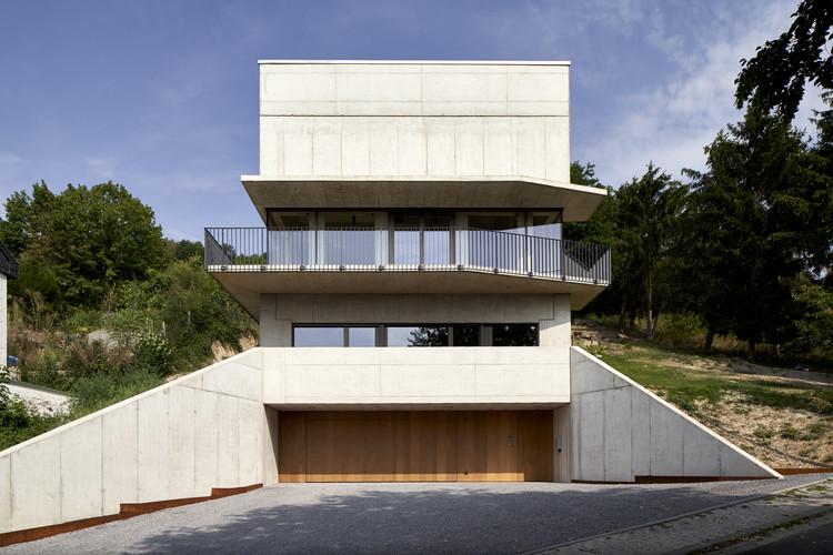 Röhrig House  / Studio Hertweck, © Bildpark / Veit Landwehr