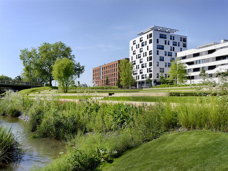 Skaio Wooden Apartment Building  / Kaden + Lager, © Bernd Borchardt