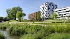 Edificio residencial de madera Skaio / Kaden + Lager