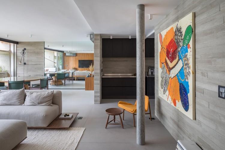 Apartamento Alfazema / Studiopippa, © Haruo Mikami