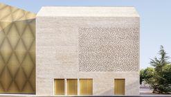 Cinema Grand Palais / Antonio Virga Architecte