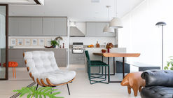 Apartamento LM / Renata Gaia Arquitetura