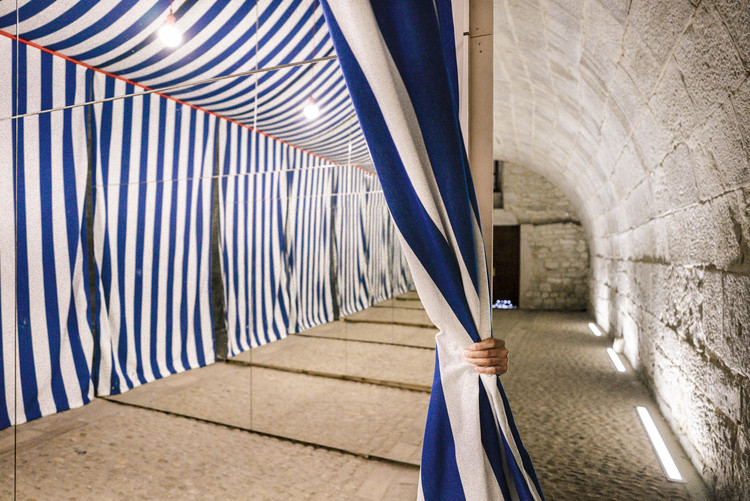 Instalación Sticks & Stones / Anna & Eugeni Bach, Cortesía de Eugeni Bach, Javier Antón