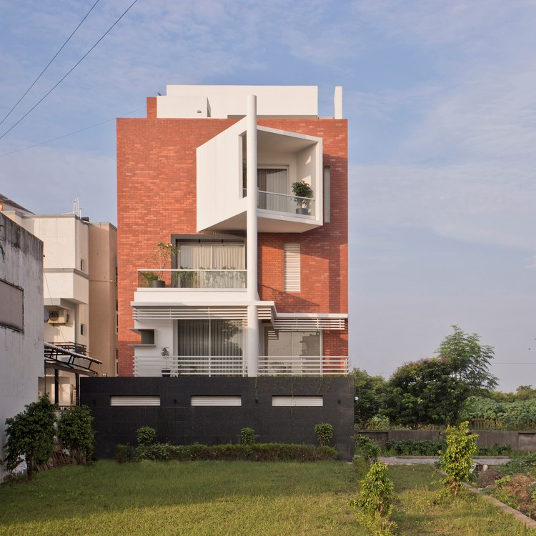 Casa MANGALAM / JGP Consultants, © Nikhil Patel