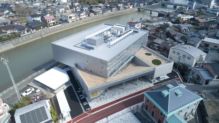 Librio Yukuhashi Library / MIKAMI Architects, Courtesy of 三上建筑事务所