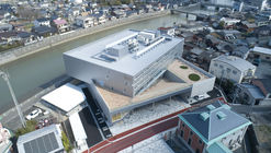 Librio Yukuhashi Library / MIKAMI Architects