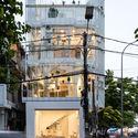 a 37 - Coffee Shop & Home: Nhà lô góc phố 2 mặt tiền đẹp nổi bật khu phố