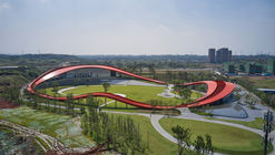 Loop of Wisdom Museum & Reception Center / Powerhouse Company