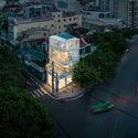 a 118 - Coffee Shop & Home: Nhà lô góc phố 2 mặt tiền đẹp nổi bật khu phố