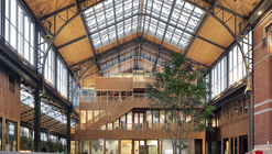Complejo de uso mixto Gare Maritime / Neutelings Riedijk Architects + Bureau Bouwtechniek