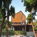 Well of Light 4 - Well of Light House: Ngôi nhà được làm mát bằng cách tối ưu ánh sáng không khí qua khối xây dựng, mặt tiền, vật liệu