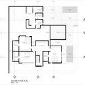 AR 02 SECOND FLOOR PLAN - Well of Light House: Ngôi nhà được làm mát bằng cách tối ưu ánh sáng không khí qua khối xây dựng, mặt tiền, vật liệu