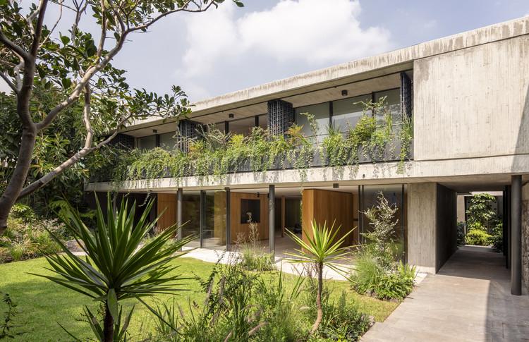 Casa Agua  / ViGa Arquitectos, © Ángela Vizcarra