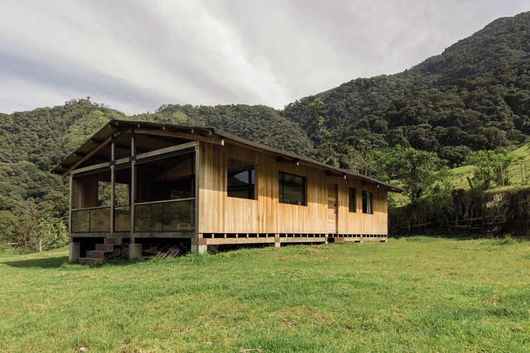 Casa Ocal / Jorge Ramón Giacometti Taller de Arquitectura, © Claudia Muñoz Karig