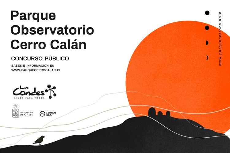 Concurso Parque Observatorio Cerro Calán