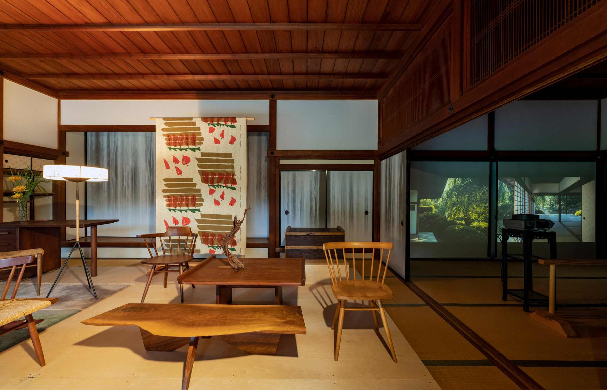 'Shofuso and Modernism' Revisits a Major Mid-Century East-West Cultural Exchange