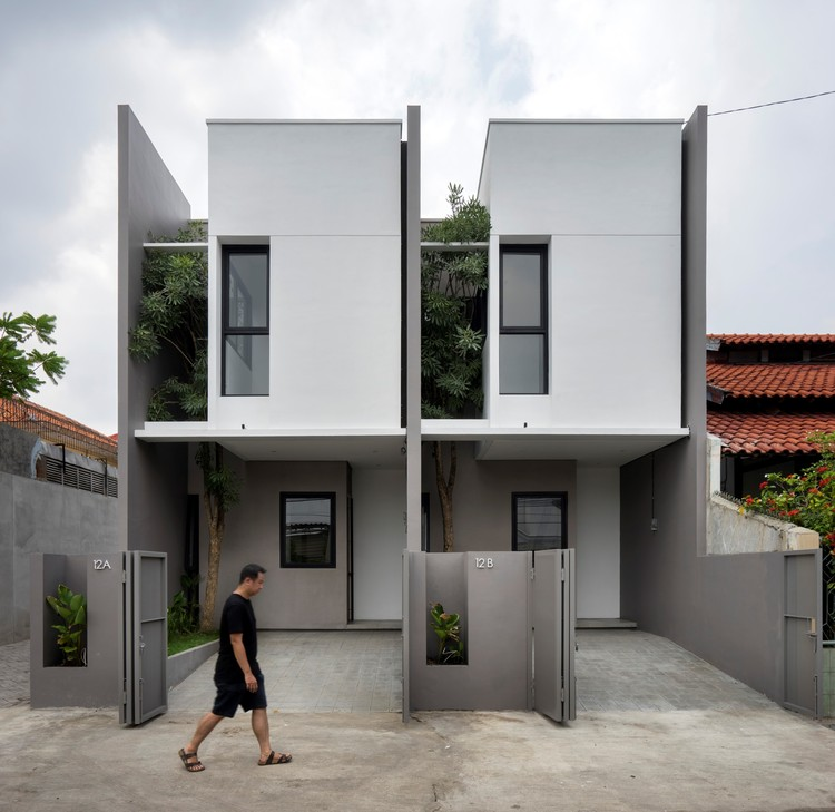 R Micro Housing / Simple Projects Architecture, © Mansyur Hasan