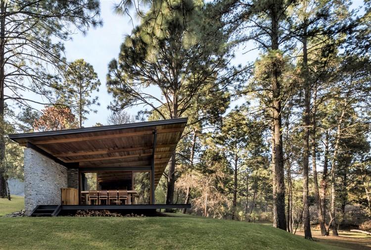 Casa Valle Abierto / RAVSTUDIO, © César Bejar
