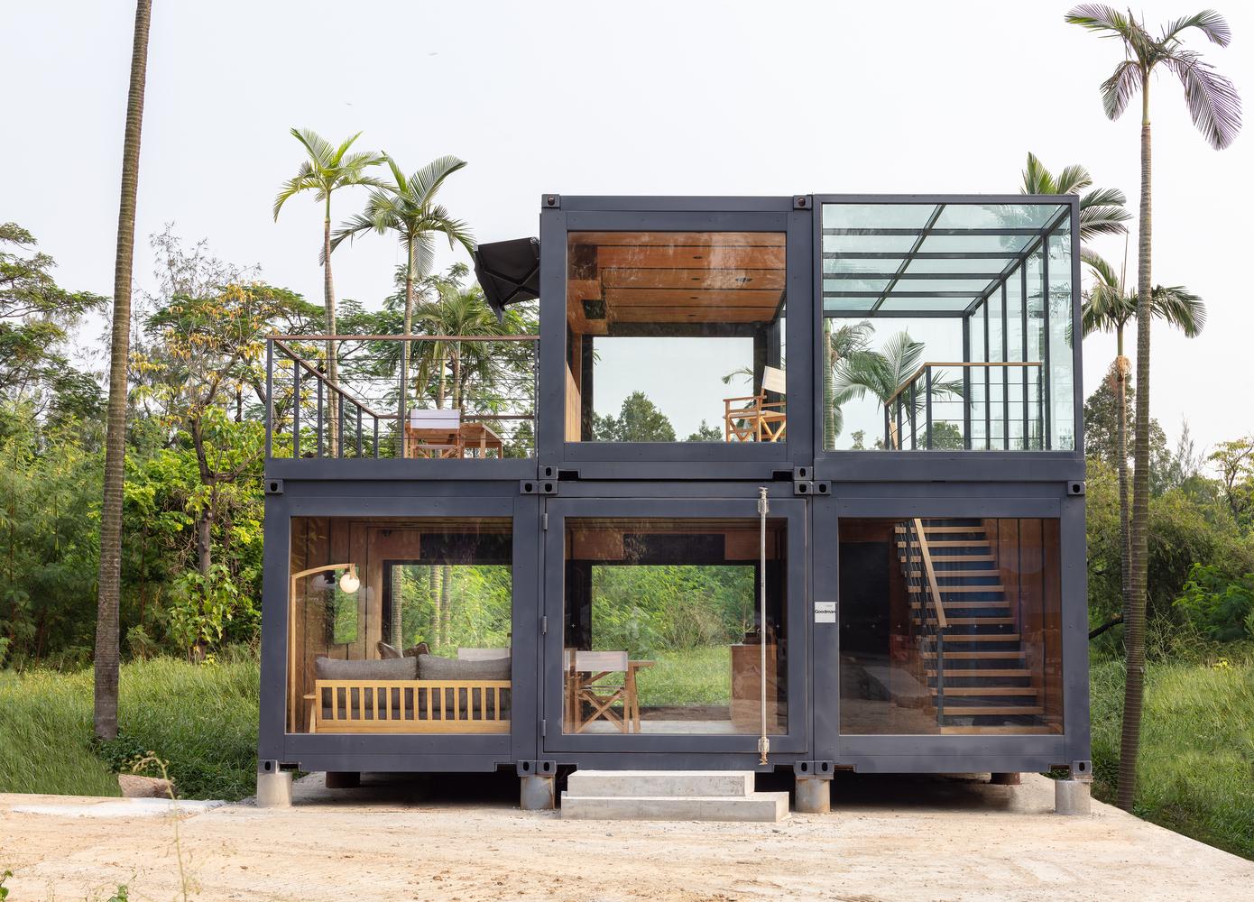 ¿Por qué elegir la construcción modular?,© Dennis Lo