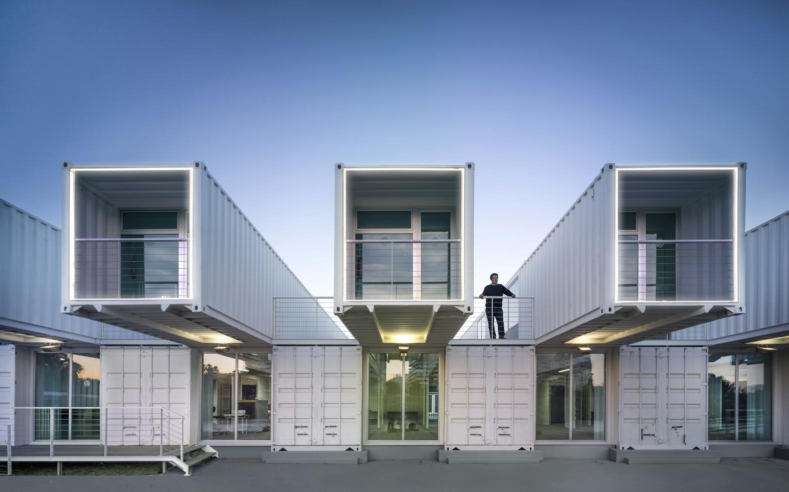 ¿Por qué elegir la construcción modular?,© Jesus Granada