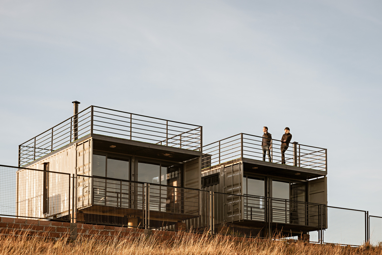 ¿Por qué elegir la construcción modular?,© Guilherme Jordani