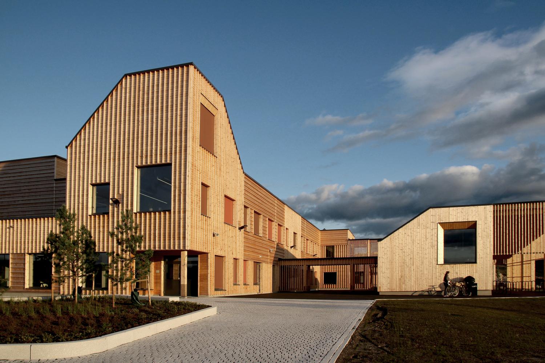 ¿Por qué elegir la construcción modular?,Cortesía de Ola Roald Arkitektur