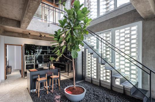 Casa en 1970 / Architects Collaborative