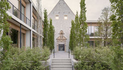 Sede do Jacoby Studios / David Chipperfield Architects