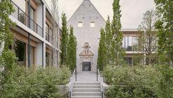 Sede de Jacoby Studios / David Chipperfield Architects